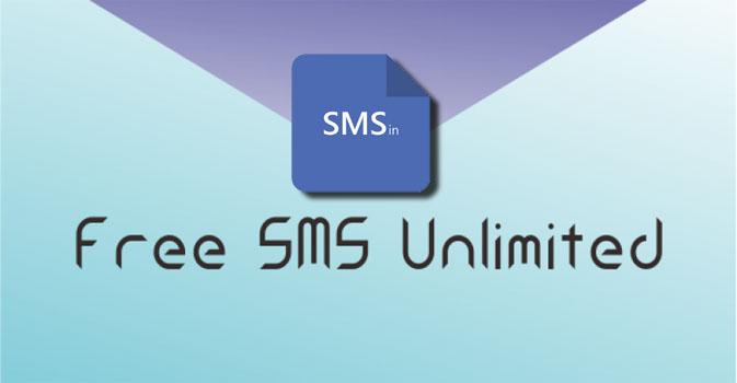 Sms gratis unlimited
