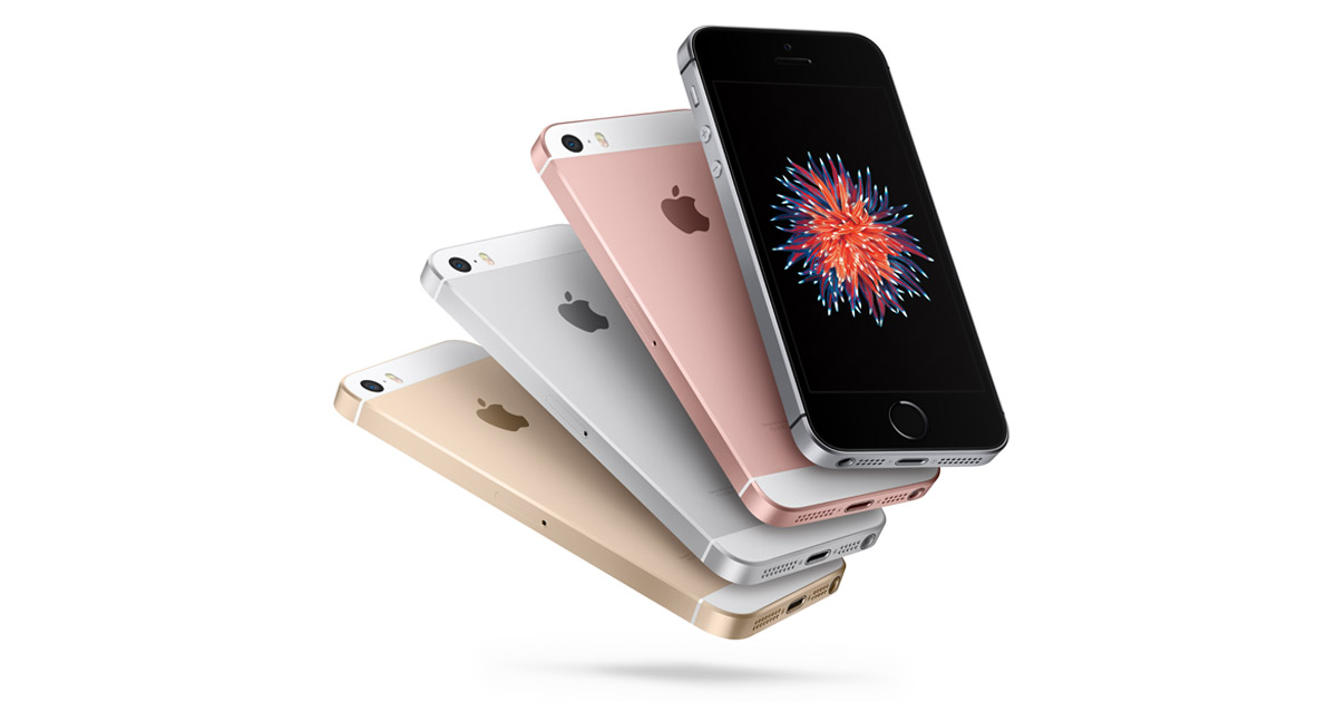 iPhone 5s dan iPhone SE