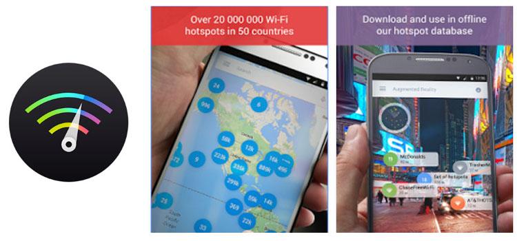 Aplikasi Wi-Fi Gratis