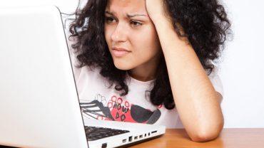Beberapa Akibat Apabila Terlalu Sering Ngeblog
