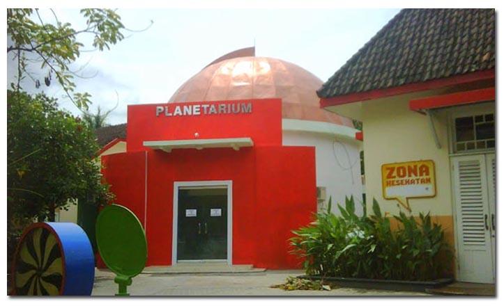 Wisata Taman Pintar Yogyakarta