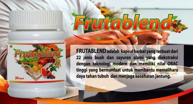 Distributor agen jual frutablend HWI tulungagung