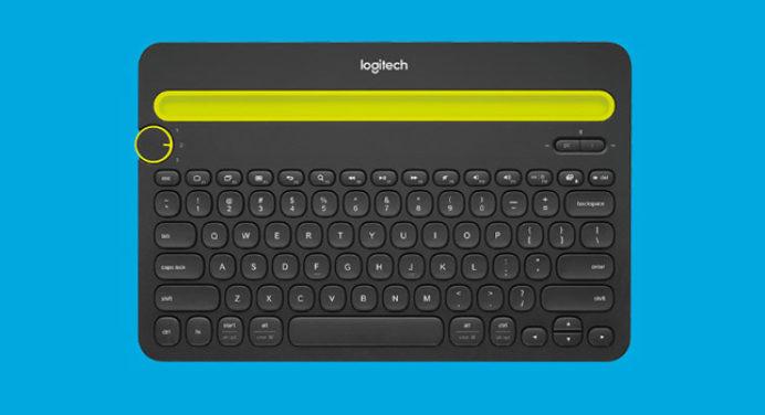 Keyboard Wireless Terbaik Harga Terjangkau Logitech K480