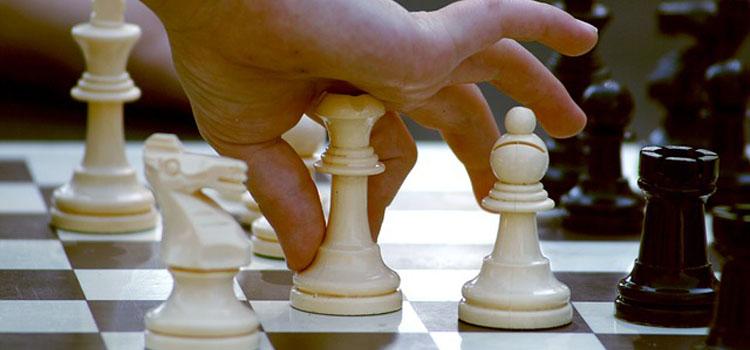 Permainan Catur 3 Langkah Mati
