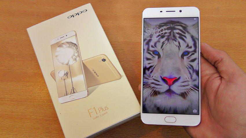 Foto Produk Smartphone Oppo F1 Plus