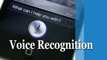 aplikasi pengenalan suara