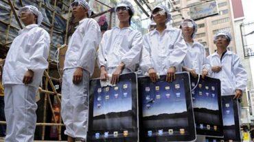 iPhone Pindah Pabrik