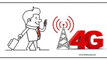 jaringan 4G LTE