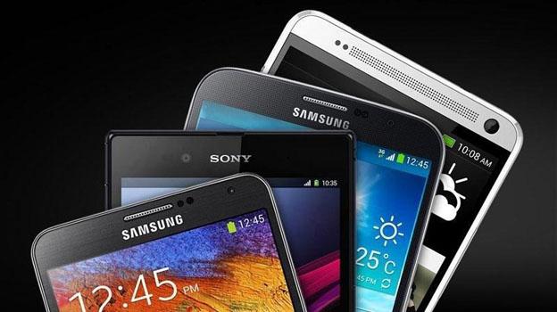 Smartphone dengan Layar Lebar