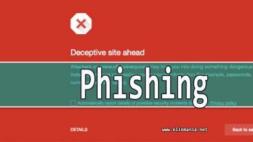 jebakan Phishing