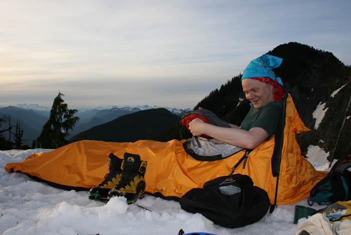 gunung untuk pendakian