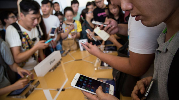 vendor smartphone terlaris Indonesia