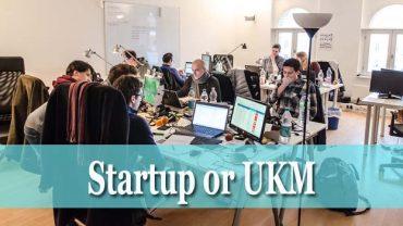 startup atau ukm