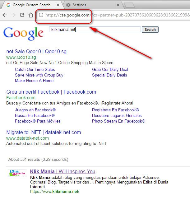 Custom Google Search: Cara Mengatasi Tampilan Pencarian Google Yang Berubah Jadi