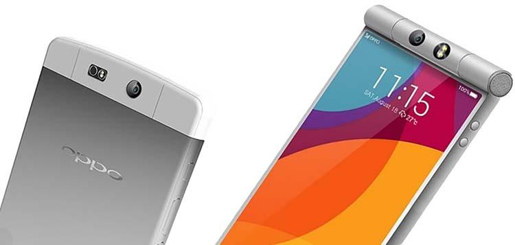 Smartphone Oppo N3