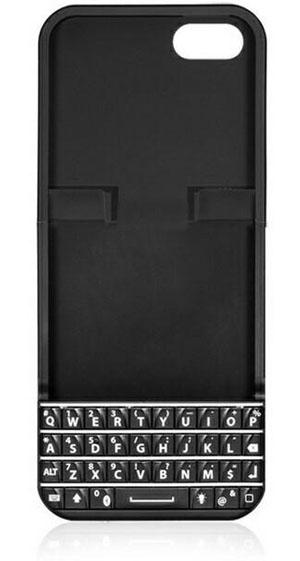 Sarung qwerty iphone