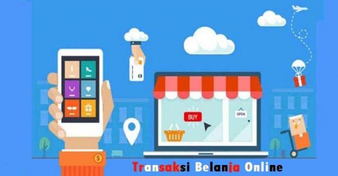 Transaksi Belanja Online