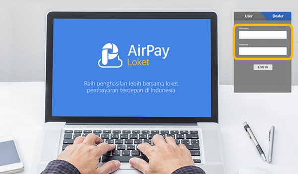 loket airpay