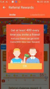 Aplikasi Android LuckyCash