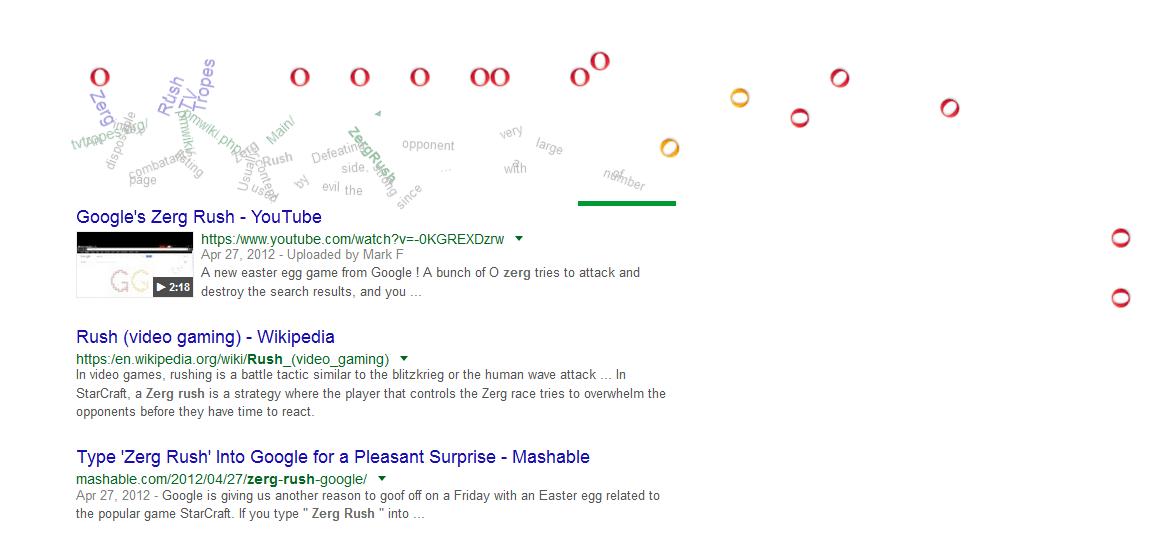 8 Game tersembunyi milik Google yang unik dan bisa kamu mainkan