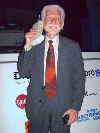 Perkembangan Jaringan Ponsel
