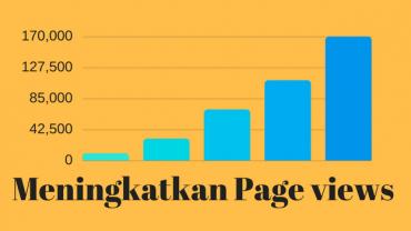 Meningkatkan Page View