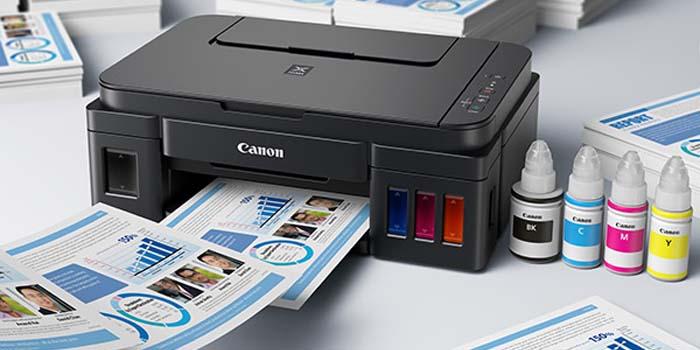 printer canon pixma g 4000