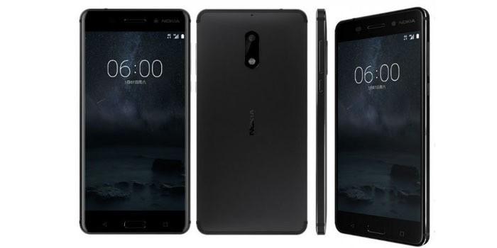 Smartphone Nokia 6