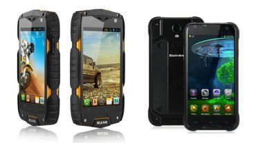 Smartphone Outdoor 4G LTE