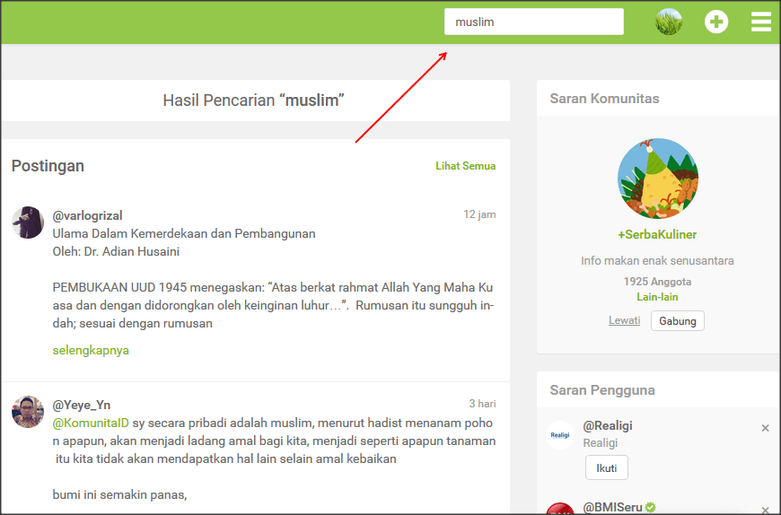 Review Sebangsa