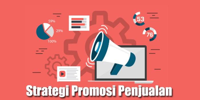 Strategi Promosi Penjualan