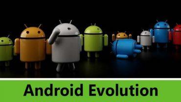 perkembangan os android