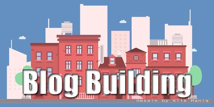 cara membangun Blog