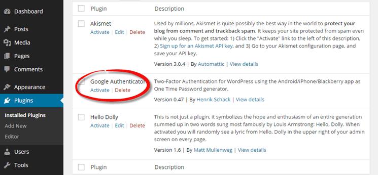 Cara Mengamankan Login WordPress