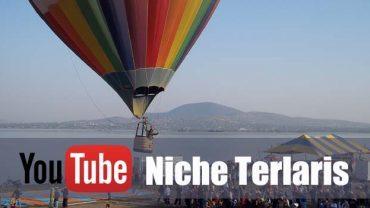 Niche Video Youtube Paling Laris