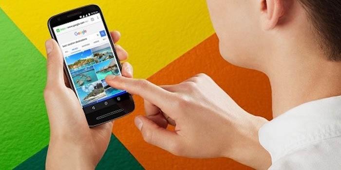 fitur smartphone Moto E3 Power