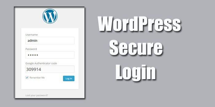 mengamankan login wordpress