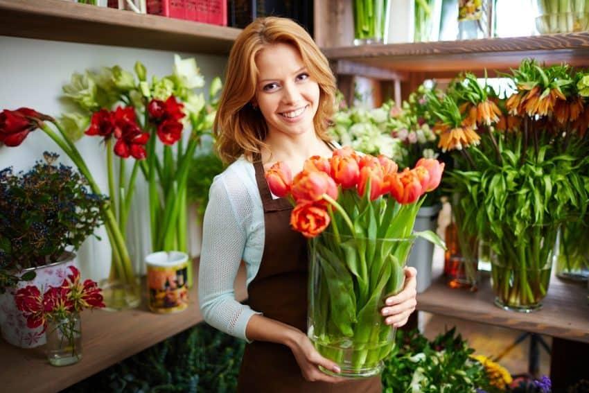 Bisnis Karangan Bunga