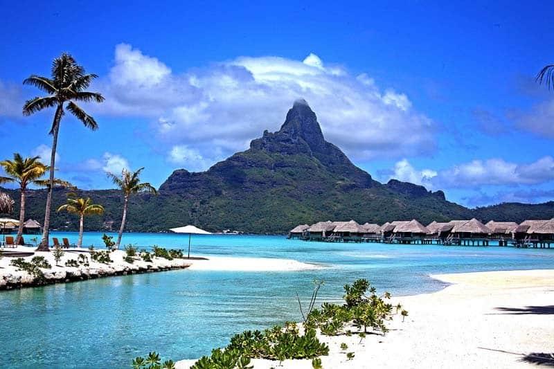 Pulau Wisata Paling Eksklusif