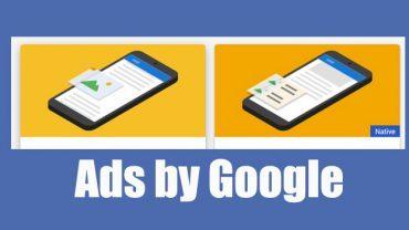 Contoh Gambar Iklan Google Adsense Di Blog Dan Website