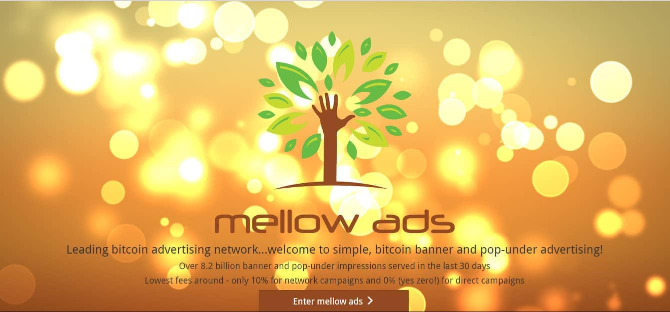 Situs penyedia iklan mellowads