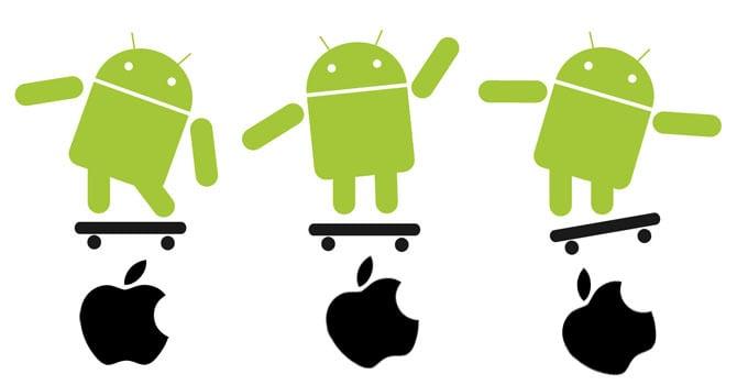 android lebih baik dibanding iPhone