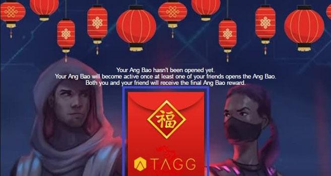 Bonus Angpao Playtagg