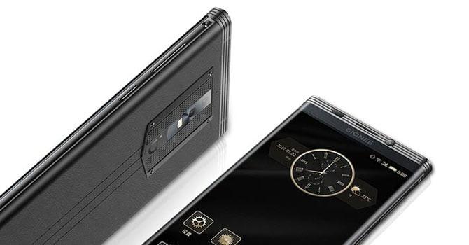 smartphone Gionee m2017
