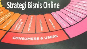 strategi bisnis online