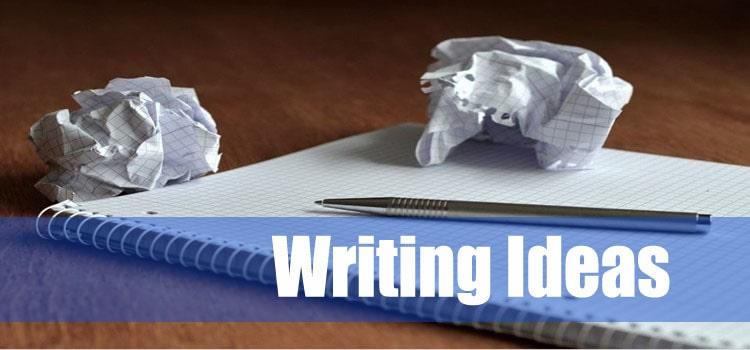 ide menulis di blog