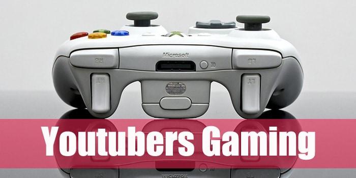 Youtubers Gaming