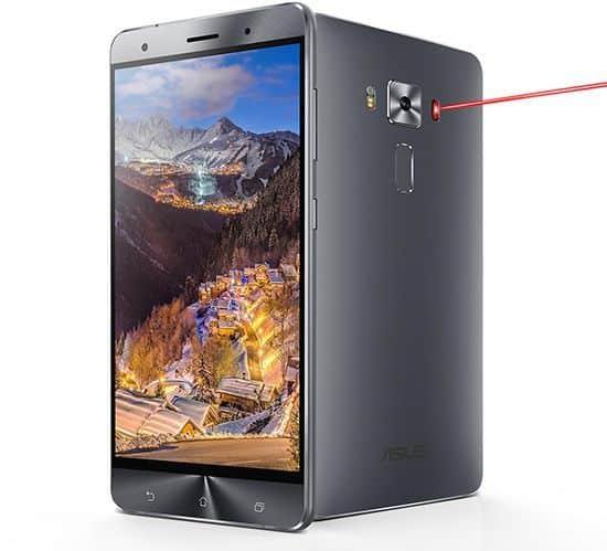 Review ASUS Zenfone 3 Deluxe