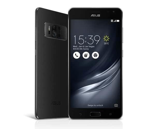 Review ASUS Zenfone AR ZS571KL