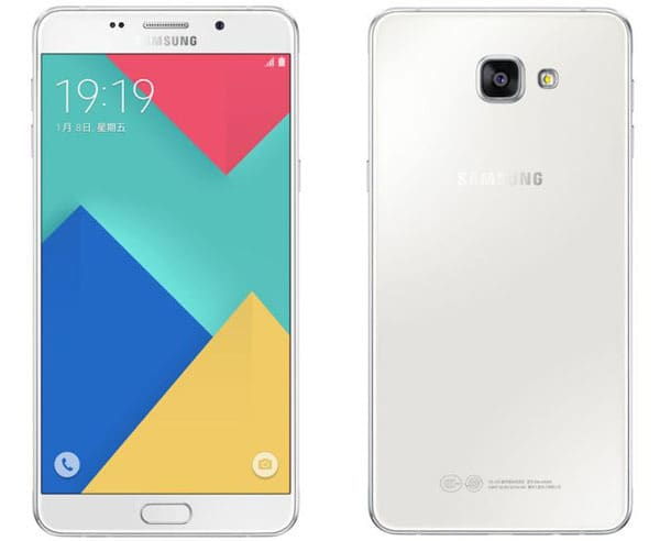 Samsung A9 Pro 201 review